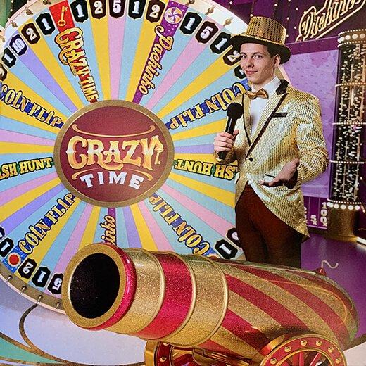 Crazy Time Casino