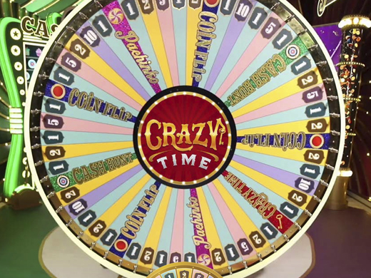Crazy Time Casino Game
