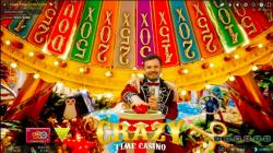 Crazy Time Casino Host